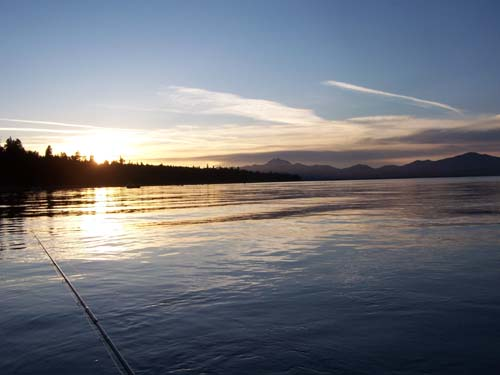 Lake Almanor Sunset