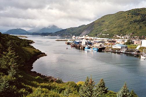 Kodiak Waterfront