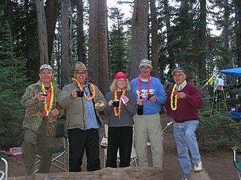 Emma Lake panorama