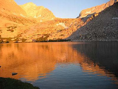 Lower Mills Lake