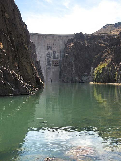 The Owhyee Dam