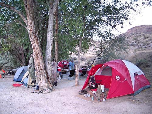 Steve's Camp