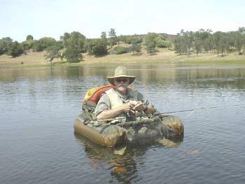 George Conway at Robinson Ranch