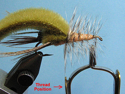 wind hackle