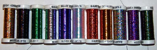 Mylar Threads